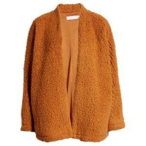 ALL IN FAVOR Women's Fleece Cozy Open Front